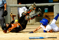 Roseburg vs. Grants Pass Softball